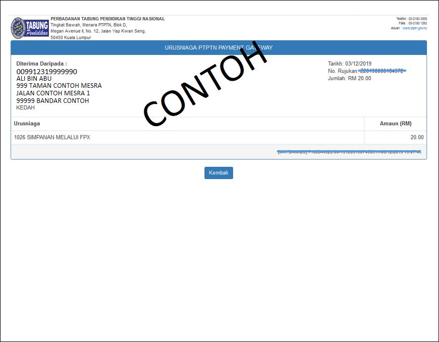 Panduan Pendaftaran Sspn I Online